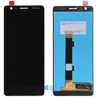 Nokia 3.1 LCD Screen With Digitizer Module - Black