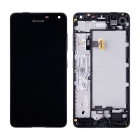 Microsoft Lumia 650 LCD Screen With Digitizer Module - Black