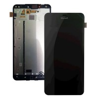 Nokia Lumia 640XL LCD Screen With Digitizer Module - Black