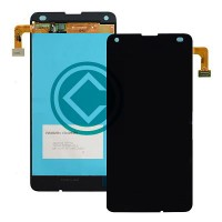 Nokia Lumia 550 LCD Screen With Digitizer - Black