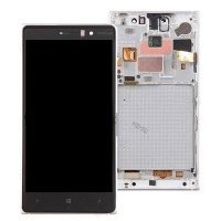 Nokia Lumia 830 LCD Screen With Digitizer Module - Black