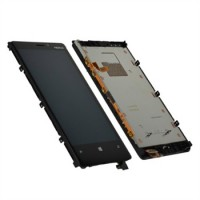 Nokia Lumia 920 LCD Screen With Touch Digitizer Complete Module - Black