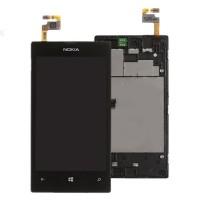 Nokia Lumia 520 LCD Screen With Digitizer Module Black