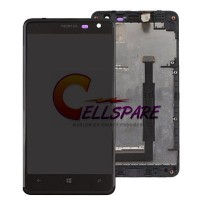 Nokia Lumia 625 LCD Screen With Digitizer Module Black