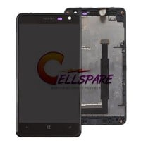 Nokia Lumia 625 LCD Screen With Digitizer Module - Black