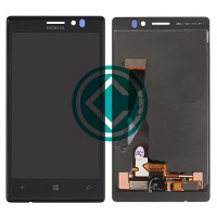 Microsoft Lumia 925 LCD Screen With Digitizer Module - Black