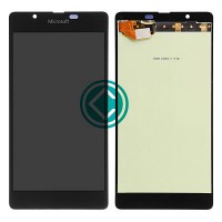 Nokia Lumia 540 LCD Screen With Digitizer Replacement Module - Black