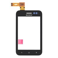 Sony Xperia Tipo Touch Screen Digitizer Module - Black