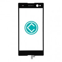 Sony Xperia C3 Digitizer Touch Screen Module - Black