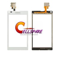 Sony Xperia L S36h C2104 Touch Screen Module - White