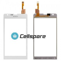 Sony Xperia SP C5302 Touch Screen Pad Module - White