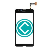 Sony Xperia E4G Digitizer Touch Screen Module - Black