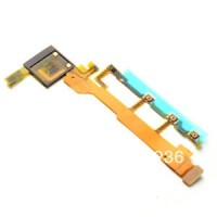 Sony Xperia Z Volume Button Power Flex Cable With Mic
