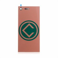 Sony Xperia XZ Premium Rear Housing Battery Door Module - Pink