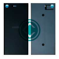 Sony Xperia XZ Premium Rear Housing Battery Door Module - Black
