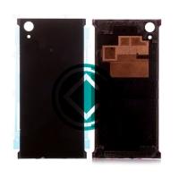 Sony Xperia XA1 Plus Rear Housing Battery Door Module - Black