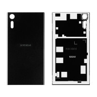 Sony Xperia XZ Rear Housing Battery Door Module - Black