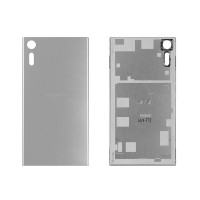 Sony Xperia XZ Rear Housing Battery Door Module - Silver