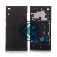 Sony Xperia XZs Rear Housing Battery Door Module - Black
