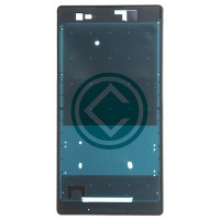 Sony Xperia T2 Ultra Front Housing Module Black