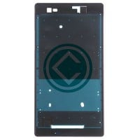 Sony Xperia T2 Ultra Front Housing Module Purple