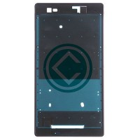 Sony Xperia T2 Ultra Front Housing Module - Purple