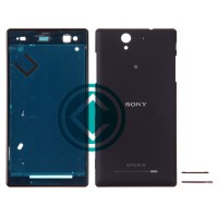 Sony Xperia C3 Full Housing Module - Black