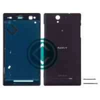 Sony Xperia C3 Complete Housing Panel Module - Black