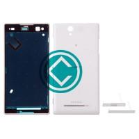 Sony Xperia C3 Full Housing Module - White