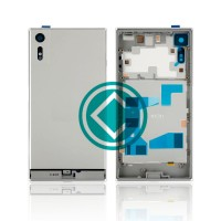 Sony Xperia XZ Front Housing Panel Module - Silver