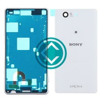 Sony Xperia Z3 Compact Complete Housing Module White