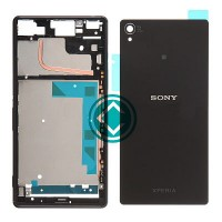 Sony Xperia Z3 Complete Housing Module Black