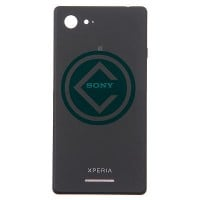 Sony Xperia E3 Battery Door Black