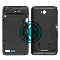 Sony Xperia E4 Rear Housing Module - Black