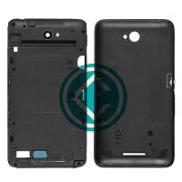 Sony Xperia E4 Rear Housing Module - Black