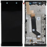 Sony Xperia XA1 Ultra LCD Screen With Digitizer With Frame - Black