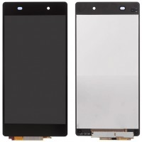Sony Xperia Z2 LCD Screen With Digitizer Module - Black