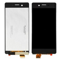 Sony Xperia X LCD Screen With Digitizer Touch Module - Black