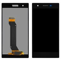 Sony Xperia Z1s LCD Screen With Digitizer Module - Black