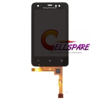 Sony Xperia Active ST17 LCD Screen With Digitizer Black