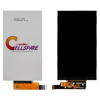 Sony Xperia C C2305 LCD Display Screen Replacement Module - Black