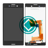 Sony Xperia M4 Aqua LCD Screen With Digitizer Module - Black