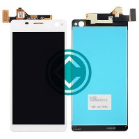 Sony Xperia C4 LCD Screen With Touch Pad Digitizer Module - White