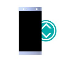 Sony Xperia XA2 Ultra LCD Screen With Digitizer Module - Blue