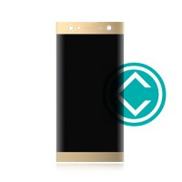 Sony Xperia XA2 Ultra LCD Screen With Digitizer Module - Gold