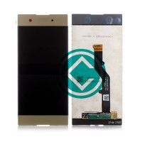 Sony Xperia XA1 Plus LCD Screen With Digitizer Module - Gold