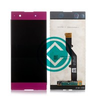 Sony Xperia XA1 Plus LCD Screen With Digitizer Module - Pink