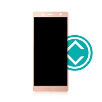 Sony Xperia XZ2 Compact LCD Screen With Digitizer Module - Pink