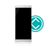 Sony Xperia XZ2 Compact LCD Screen With Digitizer Module - Silver