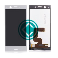 Sony Xperia XZ1 Compact LCD Screen With Digitizer Module - Silver